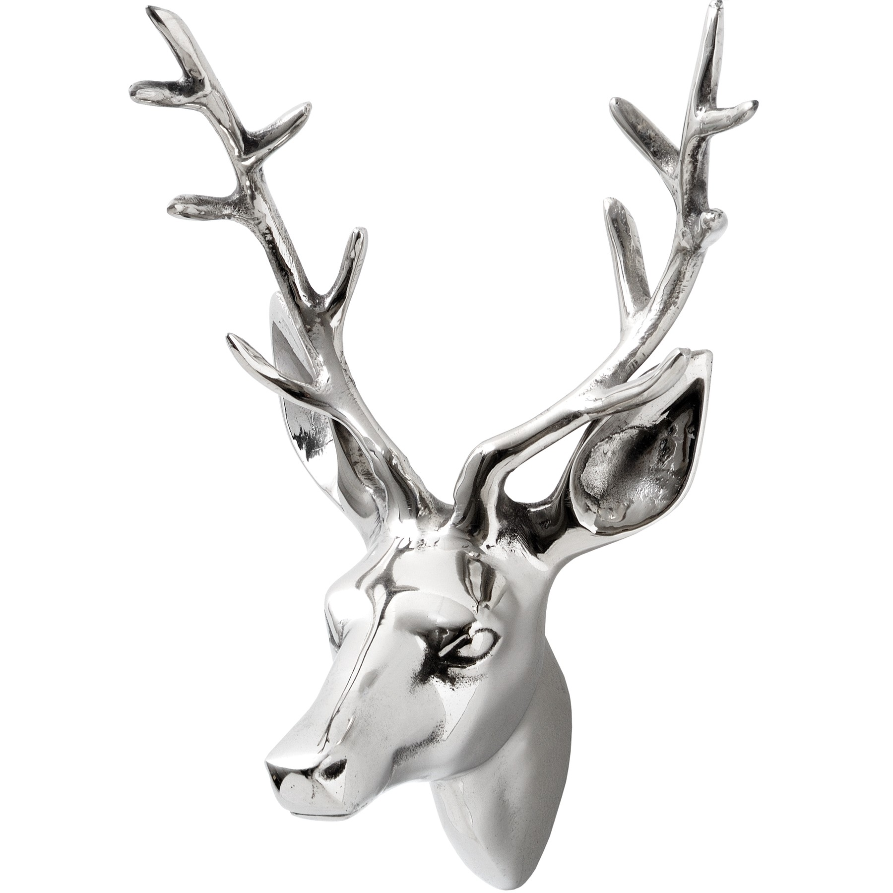 Silver Stags Head Cosy Country